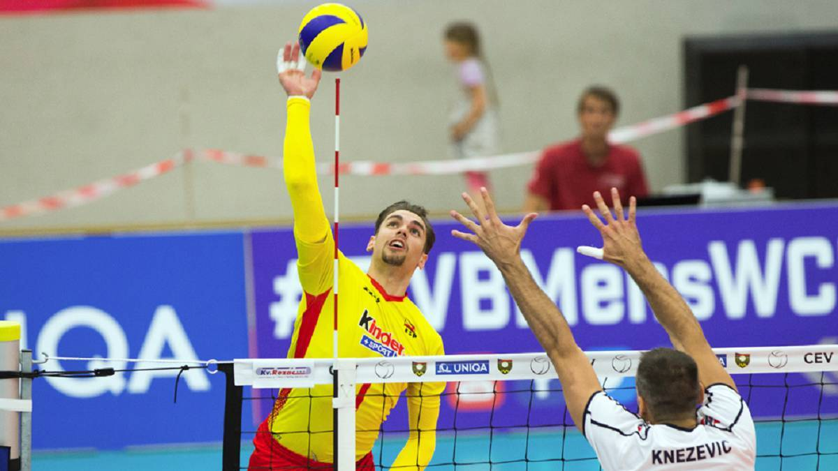Mediterranean Games Men's Volleyball: Italy & Spain on Collision Course