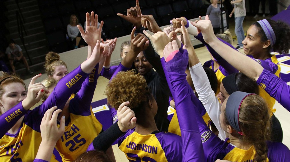 """The Tennessee Tech """"Block-Aide"""" is Back – With Improvements and SloMo"""