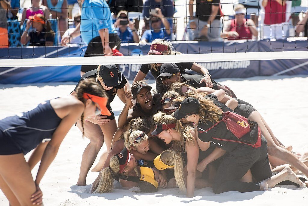 USC Beach Brings on Junior College Transfer Brianna Sizemore