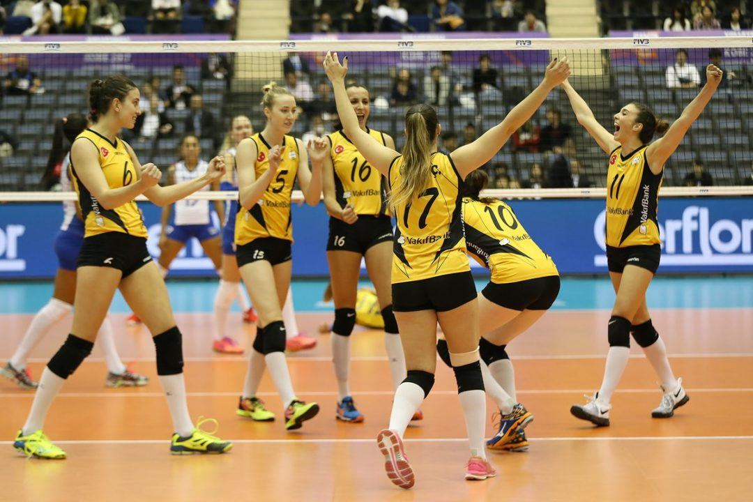 Playoffs 6 Determined For Women's Champions League