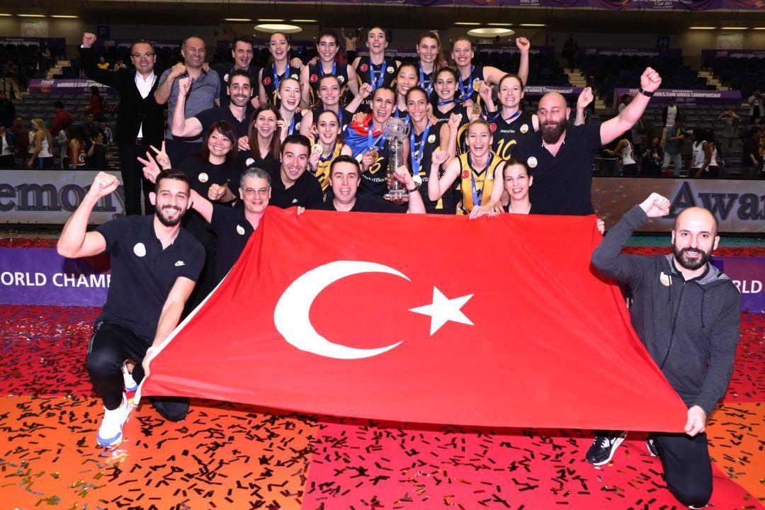 Turkish Women's League 2017-18 Schedule Released