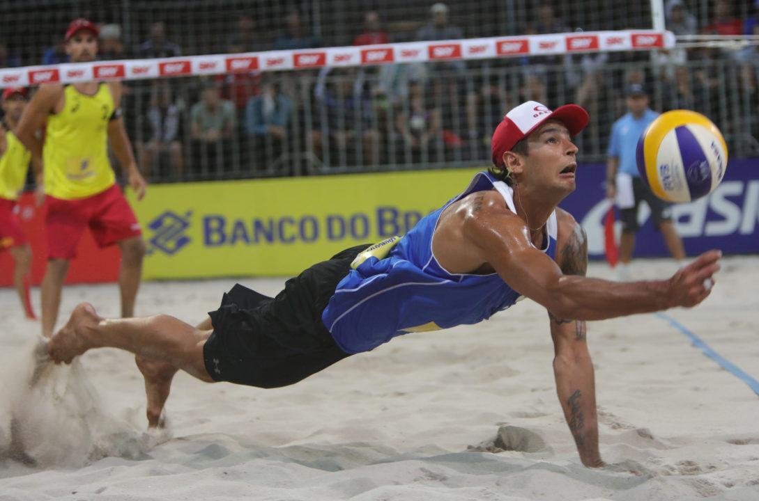 Russia's Krasilnikov/Liamin Back In The Finals In The Hague