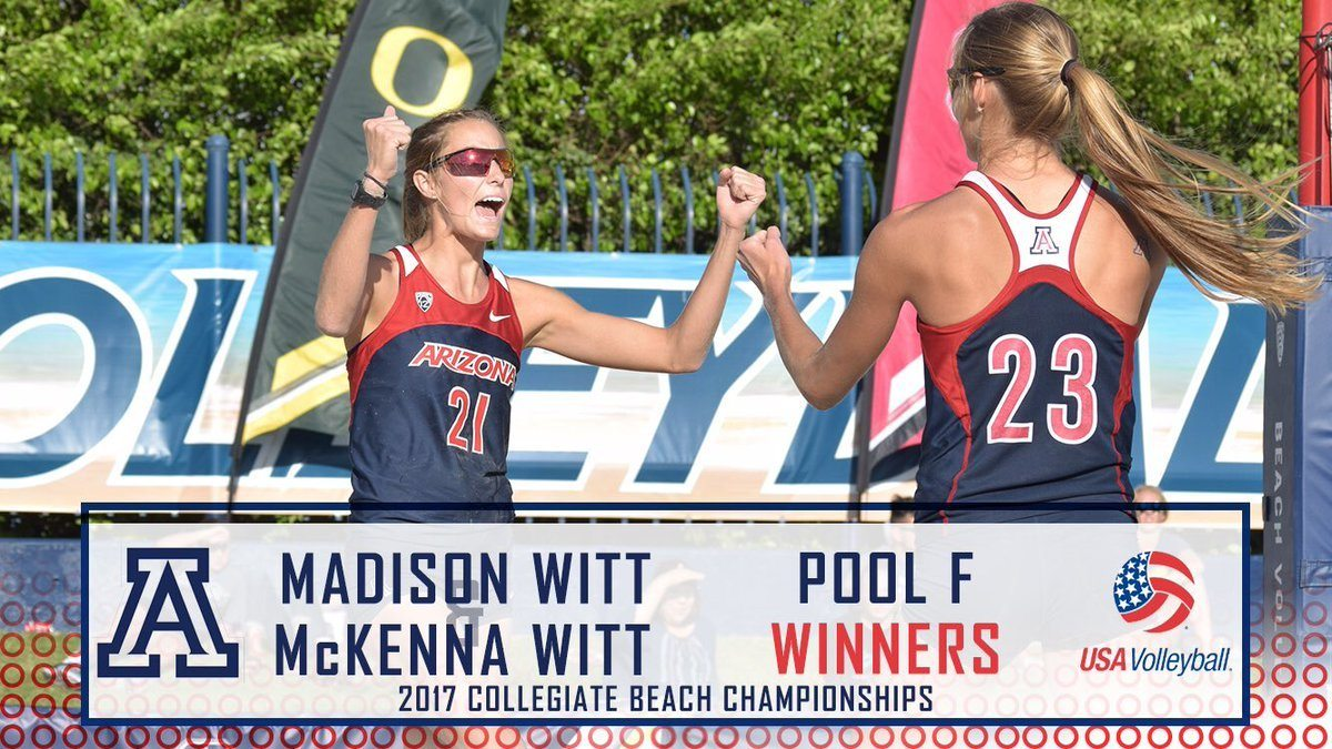 Witt Twins Dominate Pool F at Pairs Championships