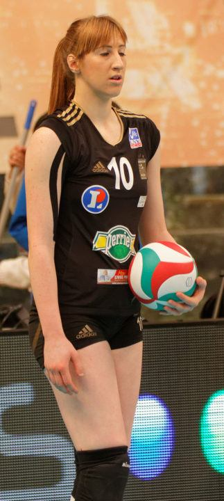 Rio's Best Outside Hitter, Brankica Mihajlovic Signs With JT Marvelous
