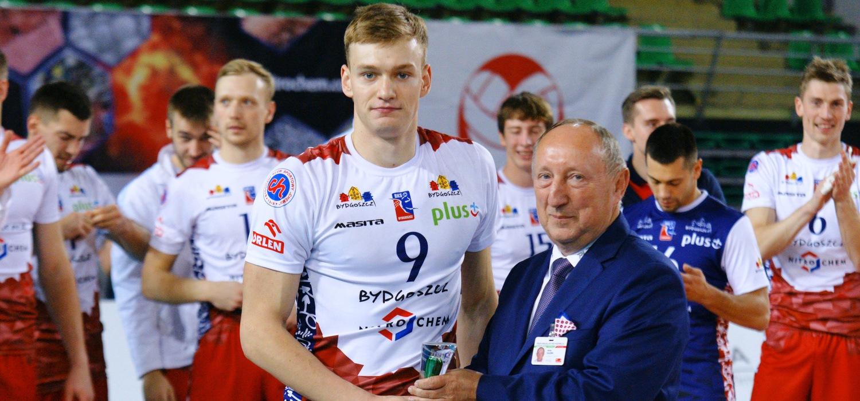 Bartosz Filipiak Extends Bydgoszcz Contract Another 2 Seasons