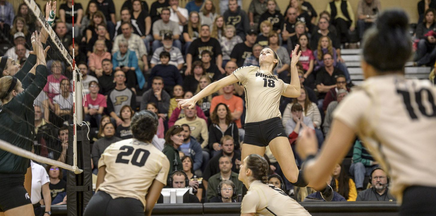Annie Drews Joins USA Volleyball National Team Training Roster