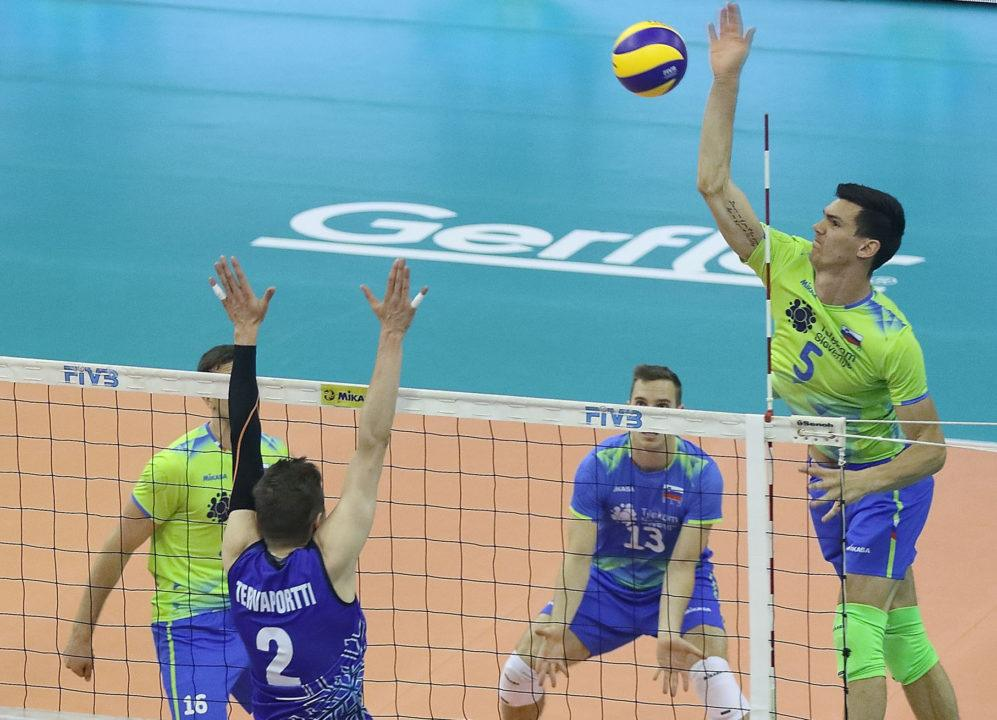 Slovenian Sweep, Portuguese Win To Keep Teams Atop H2