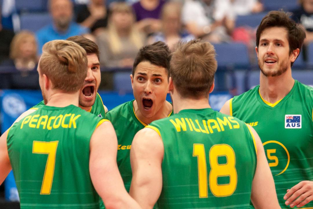 Australia Downs Turkey, Sews Up Spot at Final Four Back Home