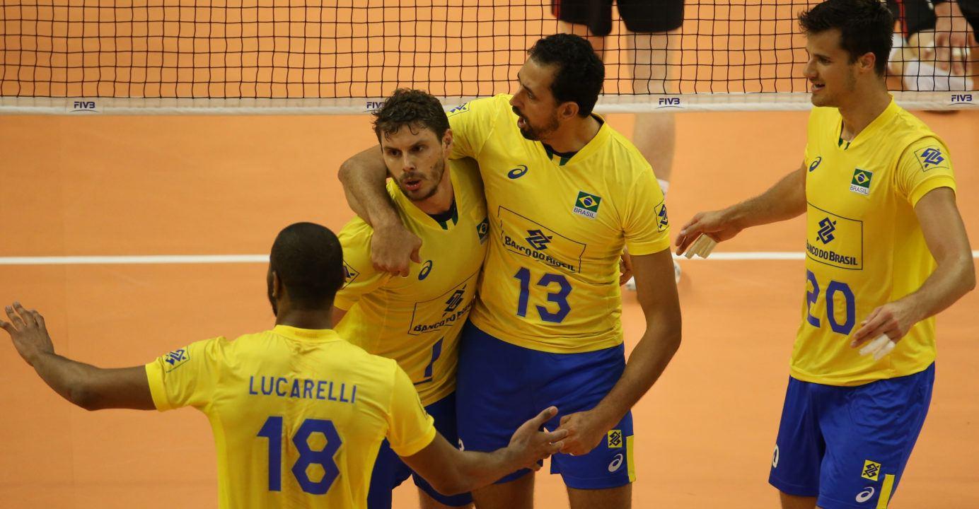 Sokolov, Buiatti Excel as Bulgaria, Brazil Win E1 Openers