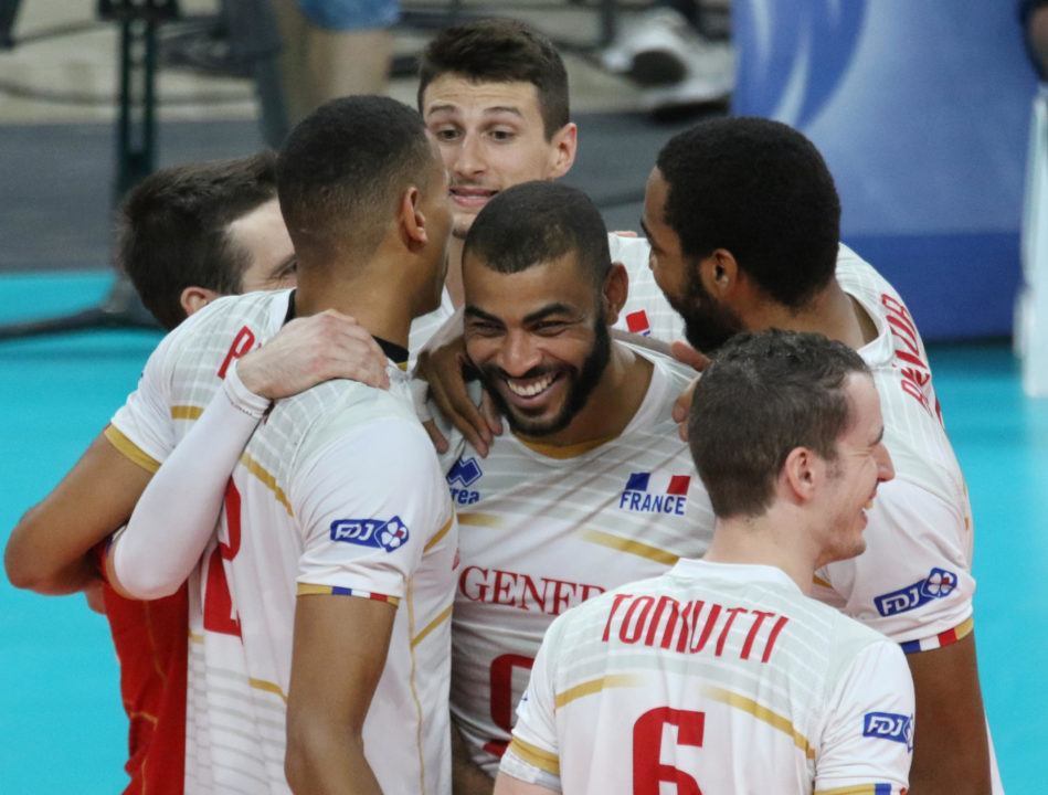 French Superstar Earvin Ngapeth Makes His 2017 World League Debut