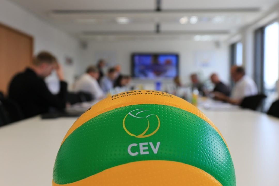 32 Teams Participating in Men's 2018 CEV Volleyball Champions League