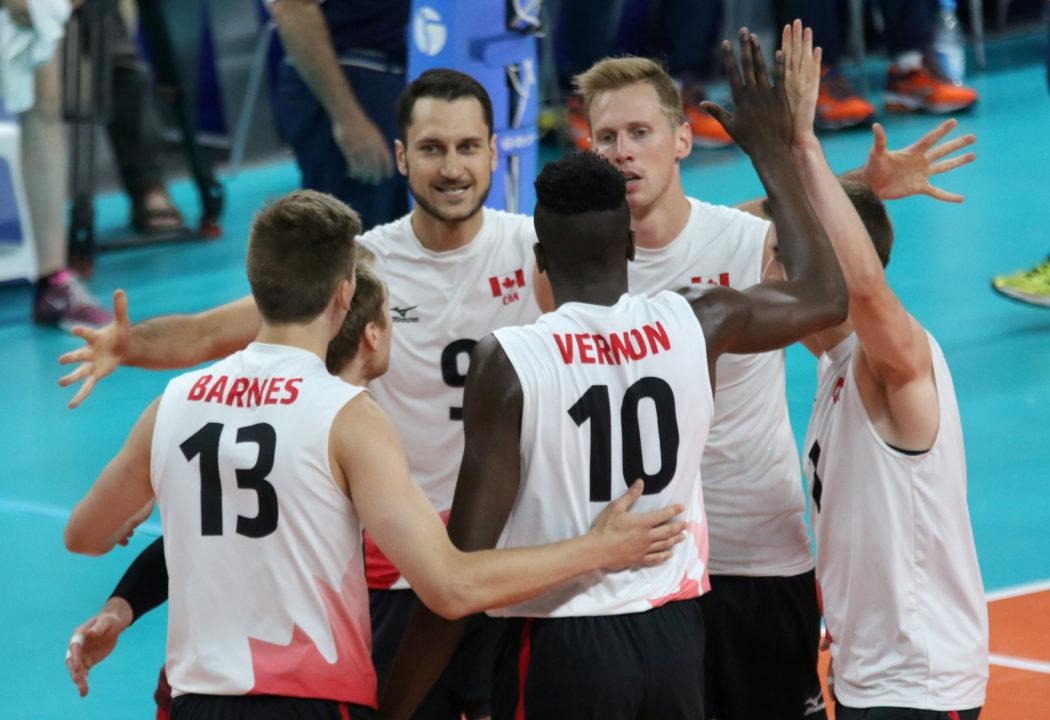 Sharone Vernon Evans Stars in Canadian Win Over Italy