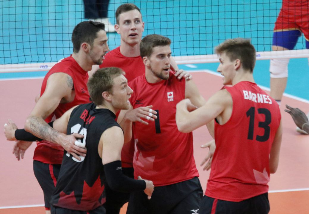 Canada Returns 9 Olympic Team Members To World League Finals Roster
