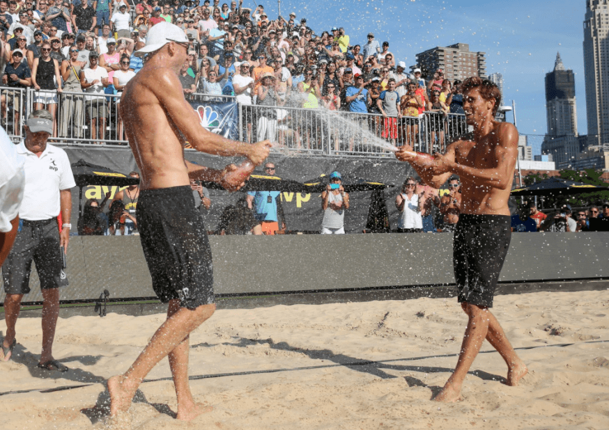 AVP Tour Gold Series Continues With Manhattan Beach Open