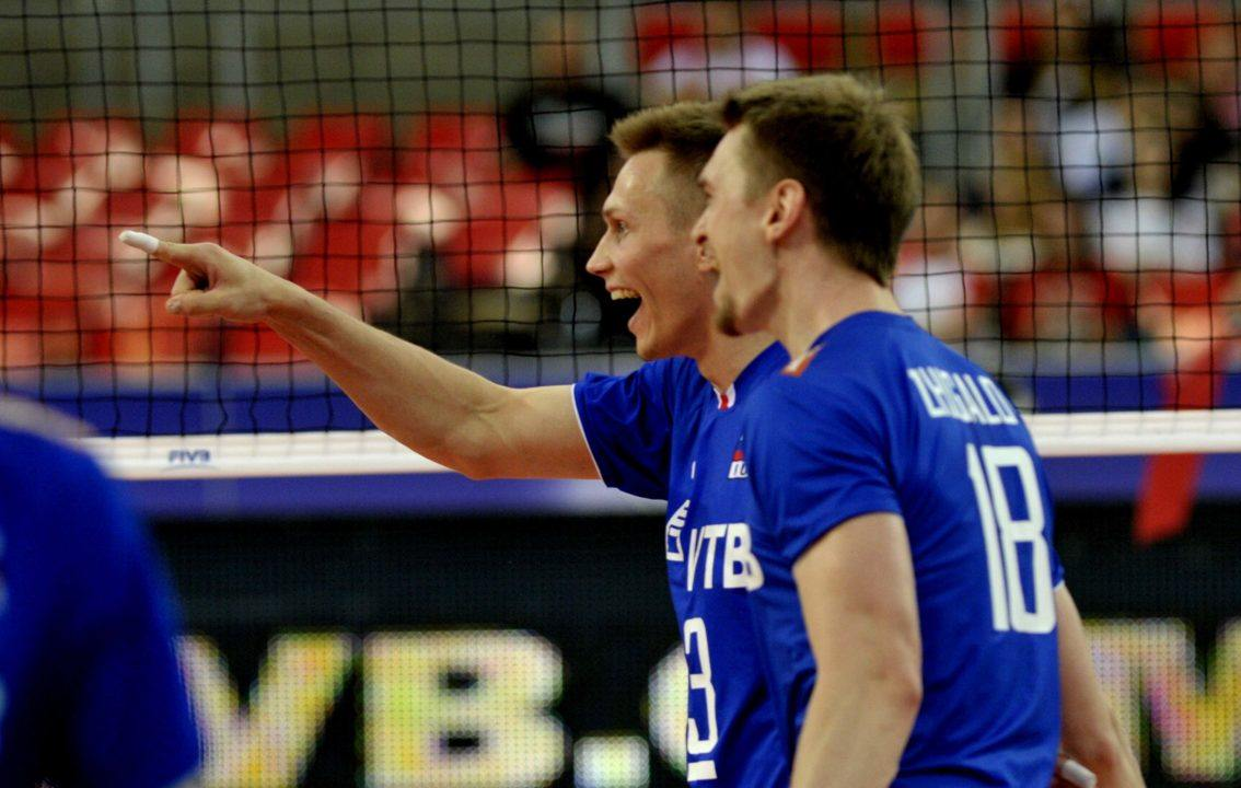 Russia Overcomes Team USA In Daunting Five-Setter