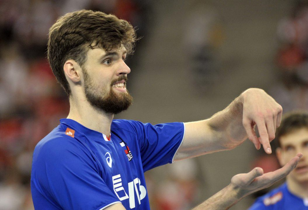 Egor Kliuka Inspired By Wedding To Play Well In Russian Superleague