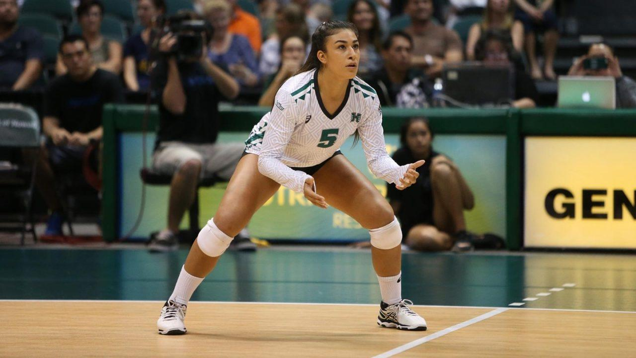 Hawaii 4-Game Starter Emma Smith Transfers to Cal