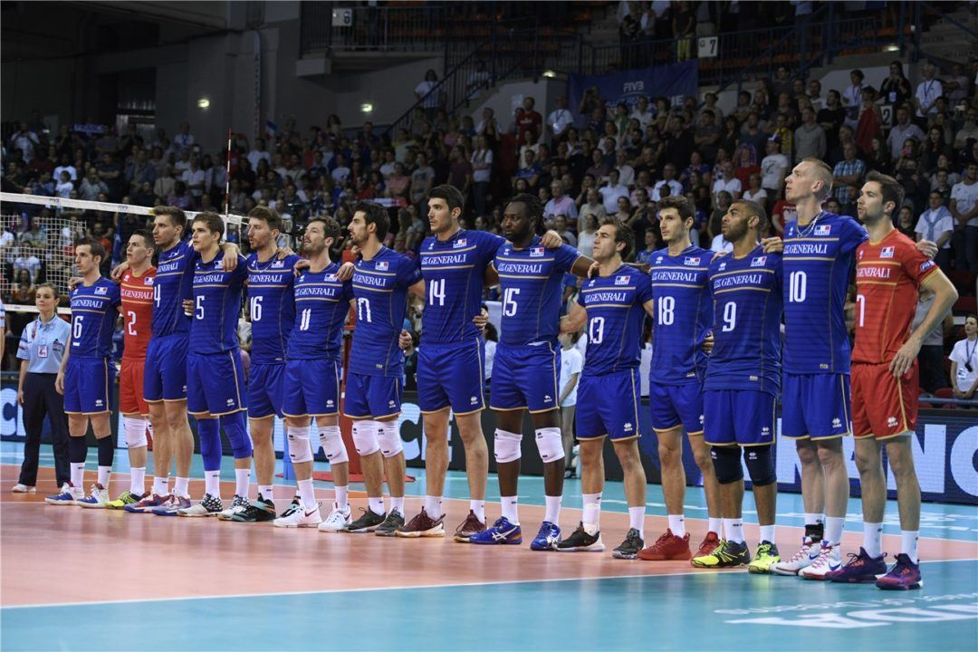 WATCH: All Match Replays From Day 2 of the 2017 FIVB World League