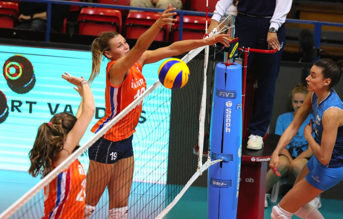 WATCH LIVE: Netherlands Try to Stay Perfect Against Japan