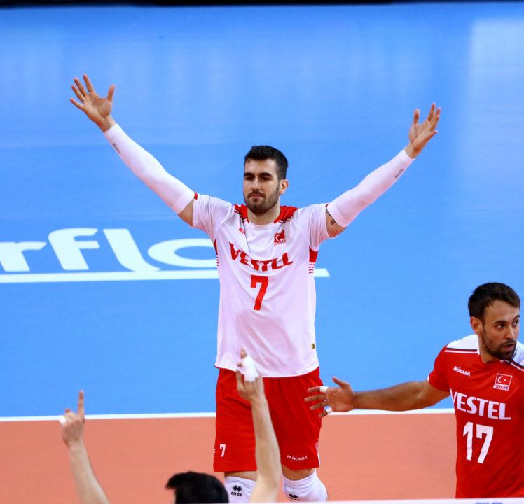 Turkey Outlasts China In Five Sets In Pool C2 Of World League