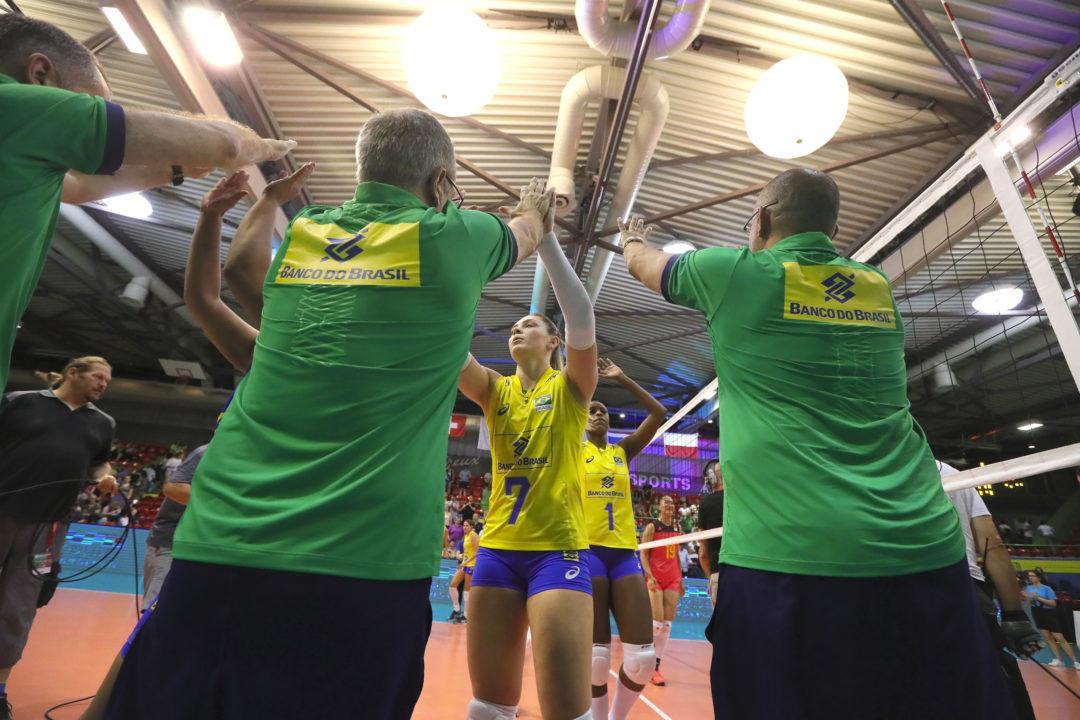 Brazil, Germany Advance to 2017 Montreux Masters Gold Medal Match