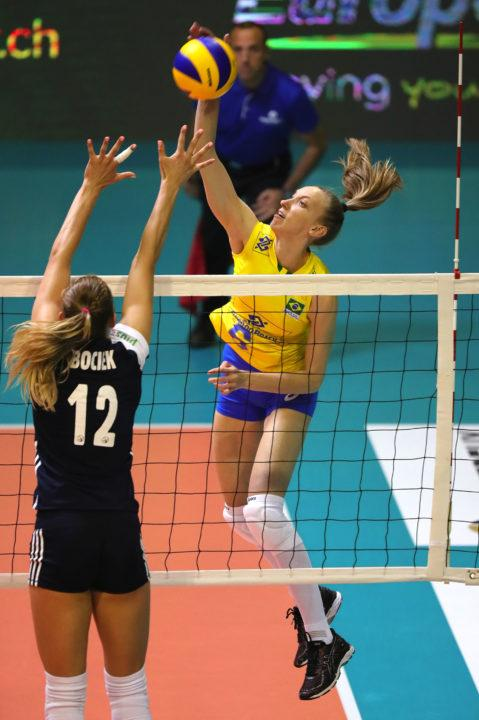 Match Schedule For 2018 Montreux Volley Masters Released