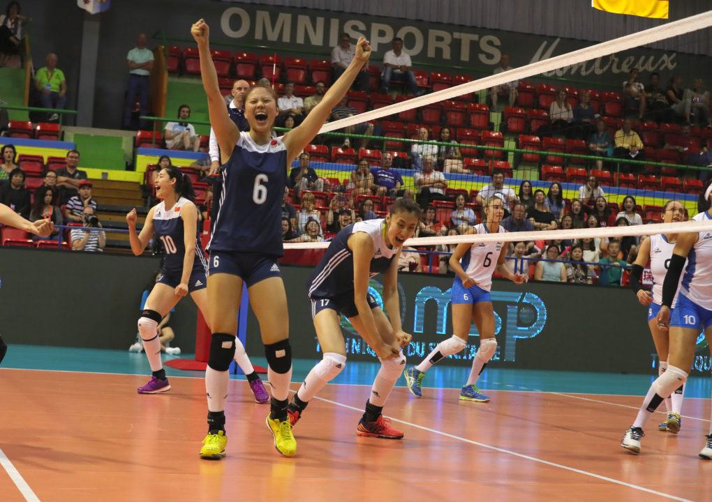 So You Want to Be a Volleyball Fan