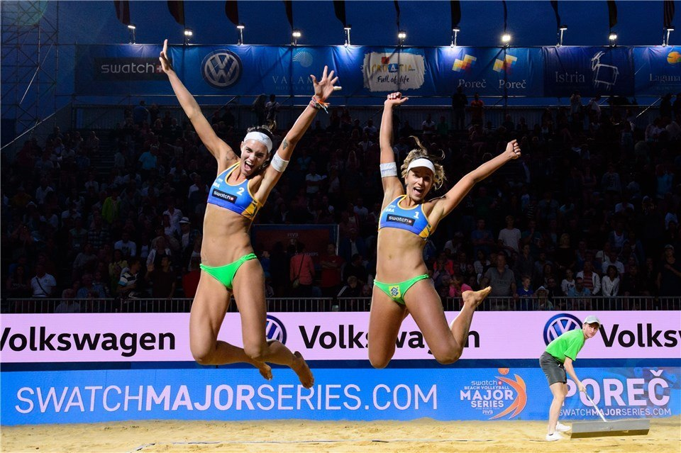 Brazil, Canada, Czech Republic & Switzerland Seek Gold In Porec