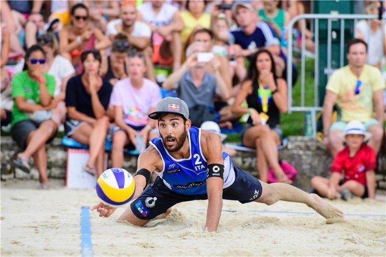 Italian's Lupo/Nicolai Avenge Losses To Cerutti/Schmidt In Porec