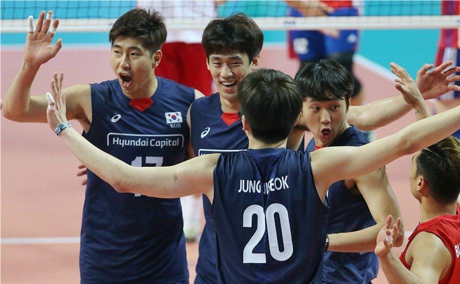 Korea Fights Past The Czech Republic For World League Win