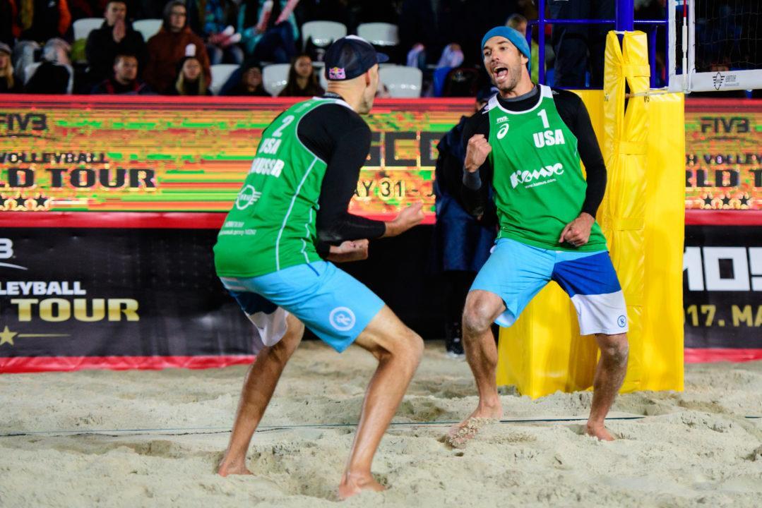 Dalhausser/Lucena Win Long Beach President's Cup