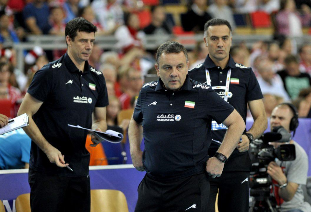 Igor Kolakovic Says He's 'Proud' to be Iran's National Team Coach