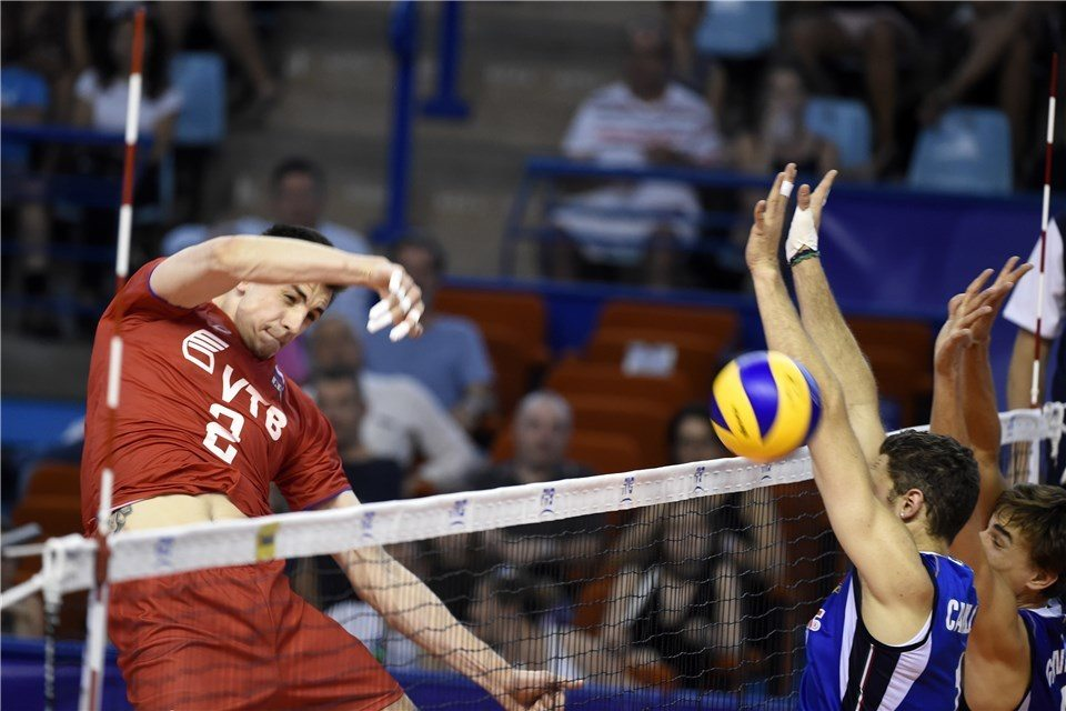 Ilia Vlasov Sits Out Final 2 Russian Games After Ankle Injury
