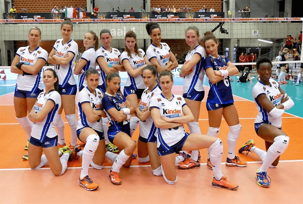 Italy Claims Worlds Berth with Sweep of Host Belgium
