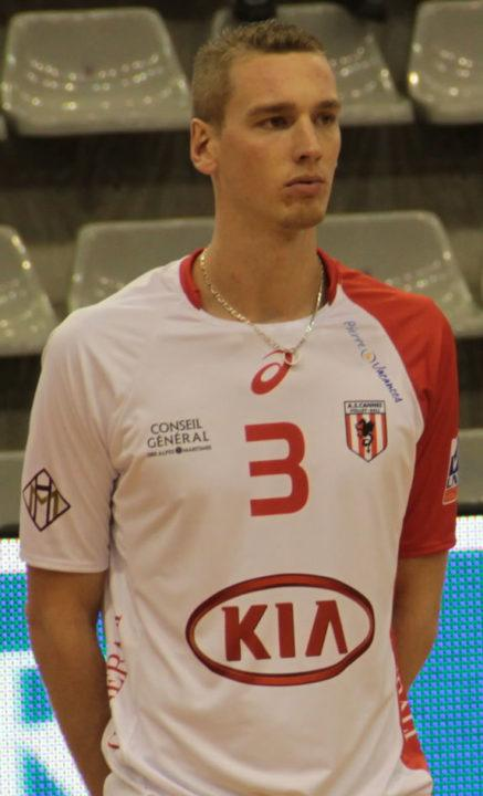 Kevin Le Roux Will Transfer To Dinamo Moscow After 1 Season In Italy