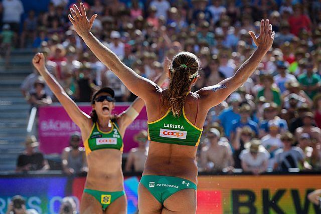 FIVB Announces Pre-Draw Positions For Beach World Championships
