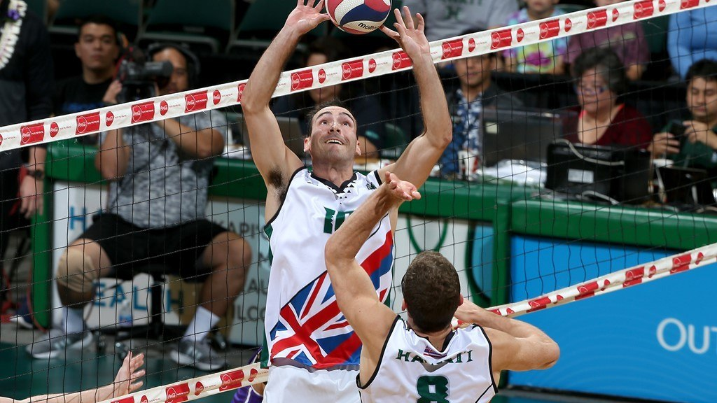 Hawaii's Jennings Franciskovic Signs Two-Year Deal With Azimut Modena