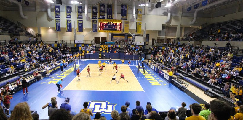 (RV) Marquette Sweeps Providence for 8th Straight Win