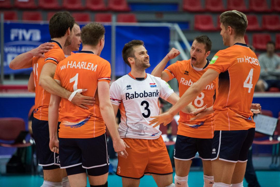 The Netherlands Cap Off Perfect Weekend With Win Over Egypt In Pool F2