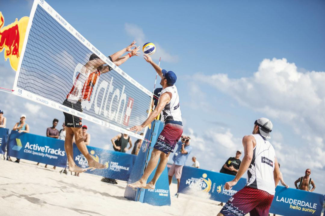 Fort Lauderdale To Kick Off 2018 FIVB Beach Major Series