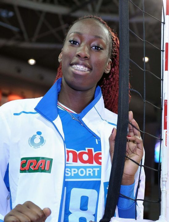 Italy's Paola Egonu and USA's Lauren Gibbemeyer signed to Igor Norva