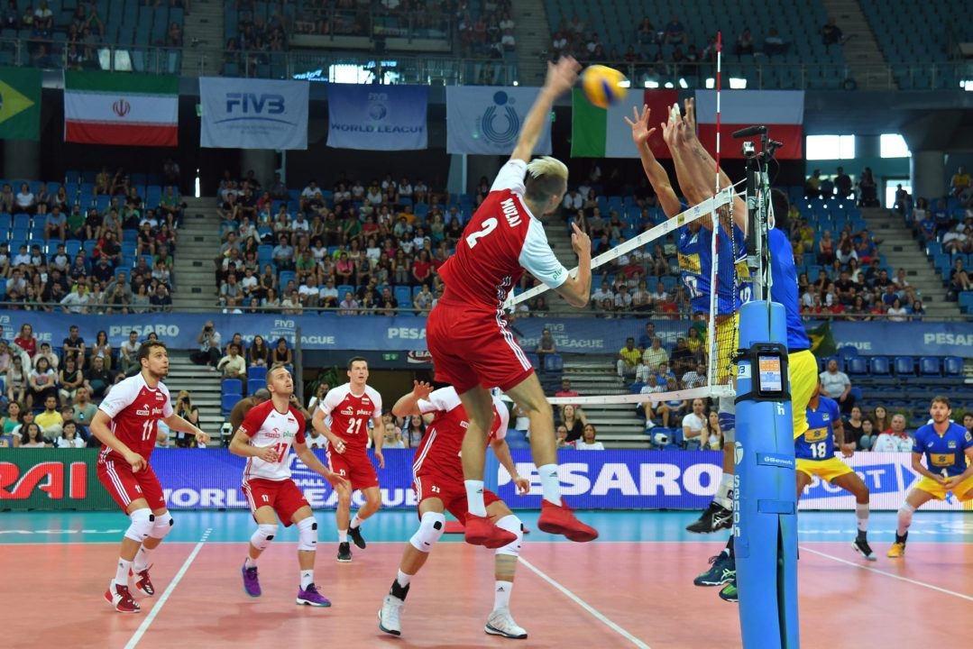 Scene Setter: Pesaro, Italy Hosts Pool A1 at the World League