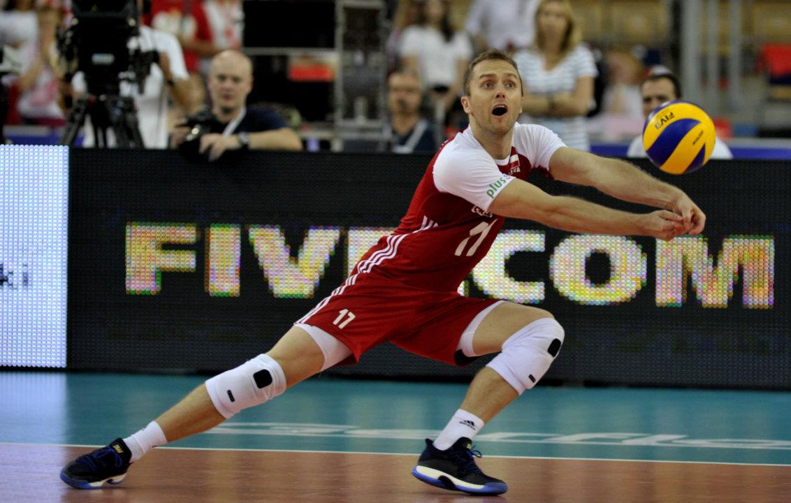 Poland's Pawell Zatorski Says Libero Role Is About Fight, Reception