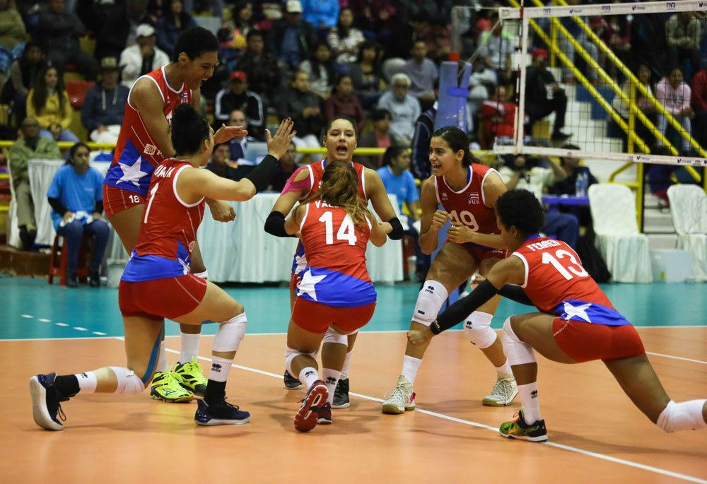 USA Stays Perfect, Puerto Rico Downs Argentina in Pan Am Cup
