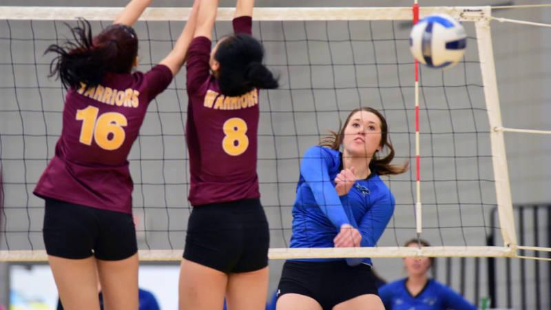 Iowa Western's Abby Bergsten Transfers To Omaha For Final 2 Seasons