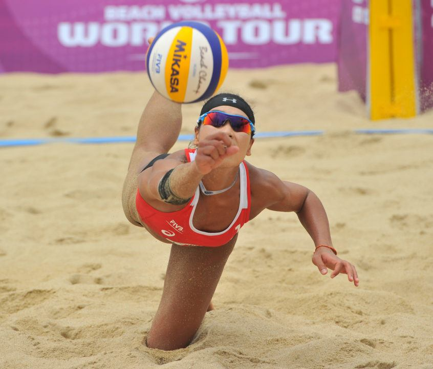 Thailand's Radarong/Udomchavee Upset on Asian Games Beach Day 1