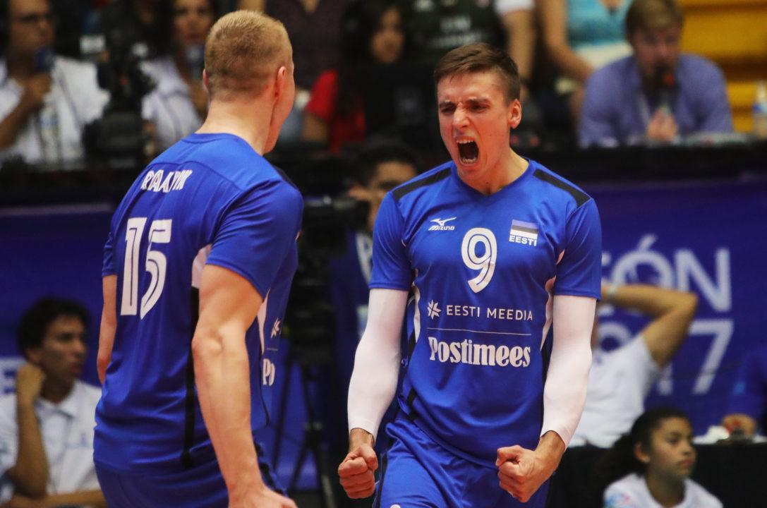 Estonia Names Roster for 4th Trip to European Championships