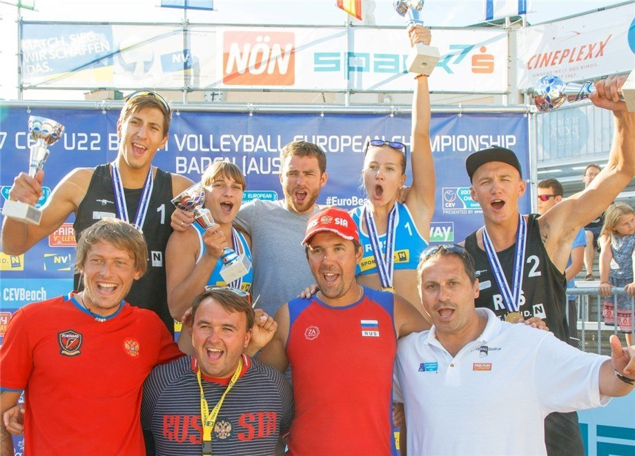 Russians Take Double Gold at European U22 Championships