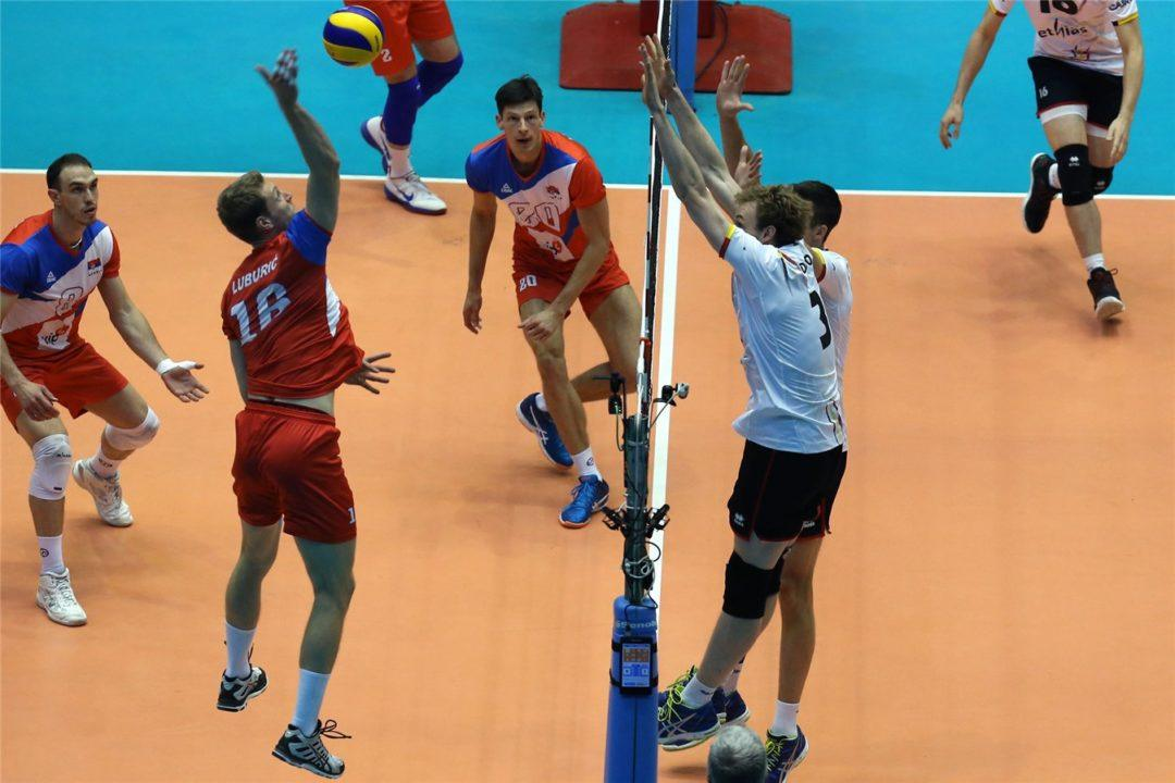 Serbia Wins Pool D1 by Avenging Only Loss to Belgium