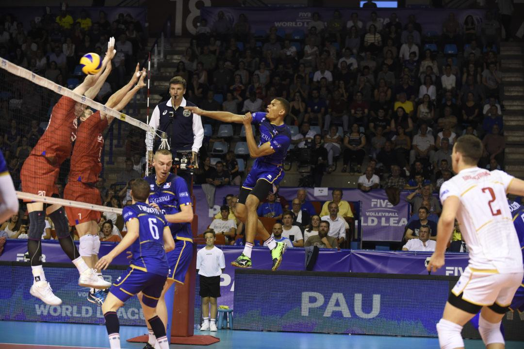 Watch: Group 1 Replays From Day 6 Of 2017 FIVB World League